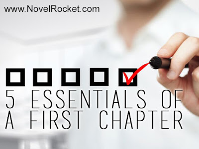 5 Essentials of a First Chapter