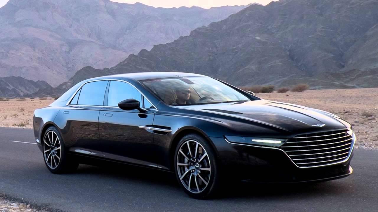 Luxury Vehicle: Aston Martin Lagonda Taraf
