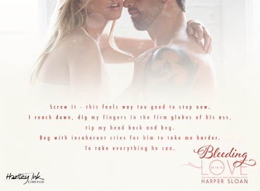 EXCERPT FROM HARPER SLOAN & FREE BOOK BY EMILY SNOW!