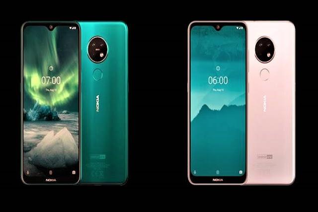 Nokia 6.2 vs Nokia 7.2 full comparison