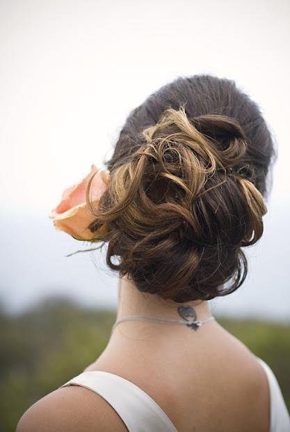elegant loose updo hairstyles