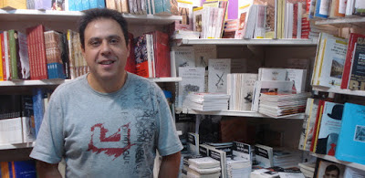 Octavio Serret, creu de San Jordi, un magnífic llibreté