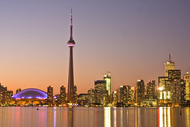 World Visits Toronto Extensive City Of Canada