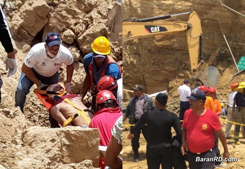 Se eleva el número de muertos en derrumbe de Santiago