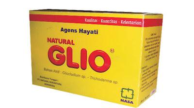 """""""natural glio pengendali hama jamur fusarium spora rebah semai penyebab layu natural nusantara distributor nasa agensia hayati"""""""