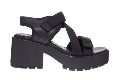 street style seconds, ugly chunky #platforms