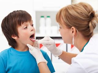 Bệnh amidan gây nhiệt miệng