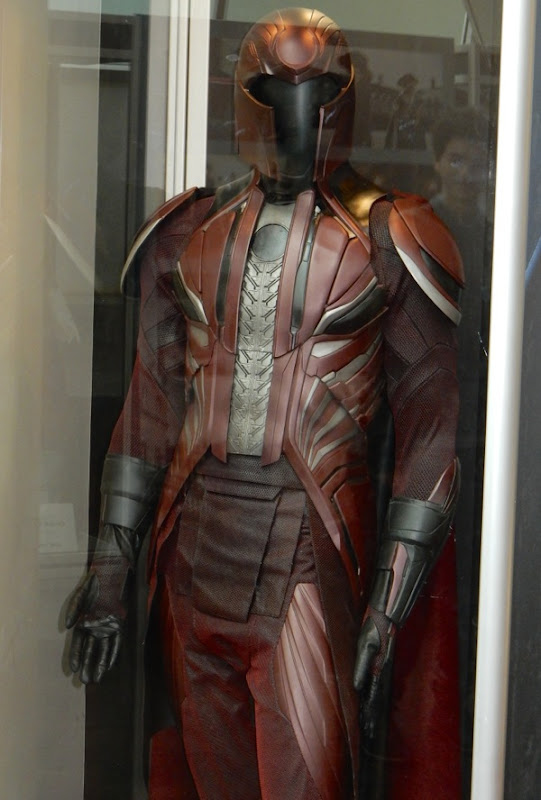 Magneto film costume X-Men Apocalypse
