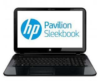 HP Pavilion Sleekbook Harga Spesifikasi Review