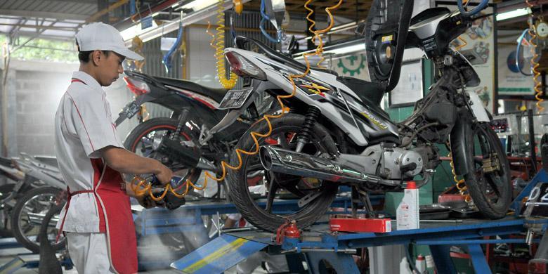 Usai Dipakai Mudik, Komponen Sepeda Motor Wajib Diperiksa