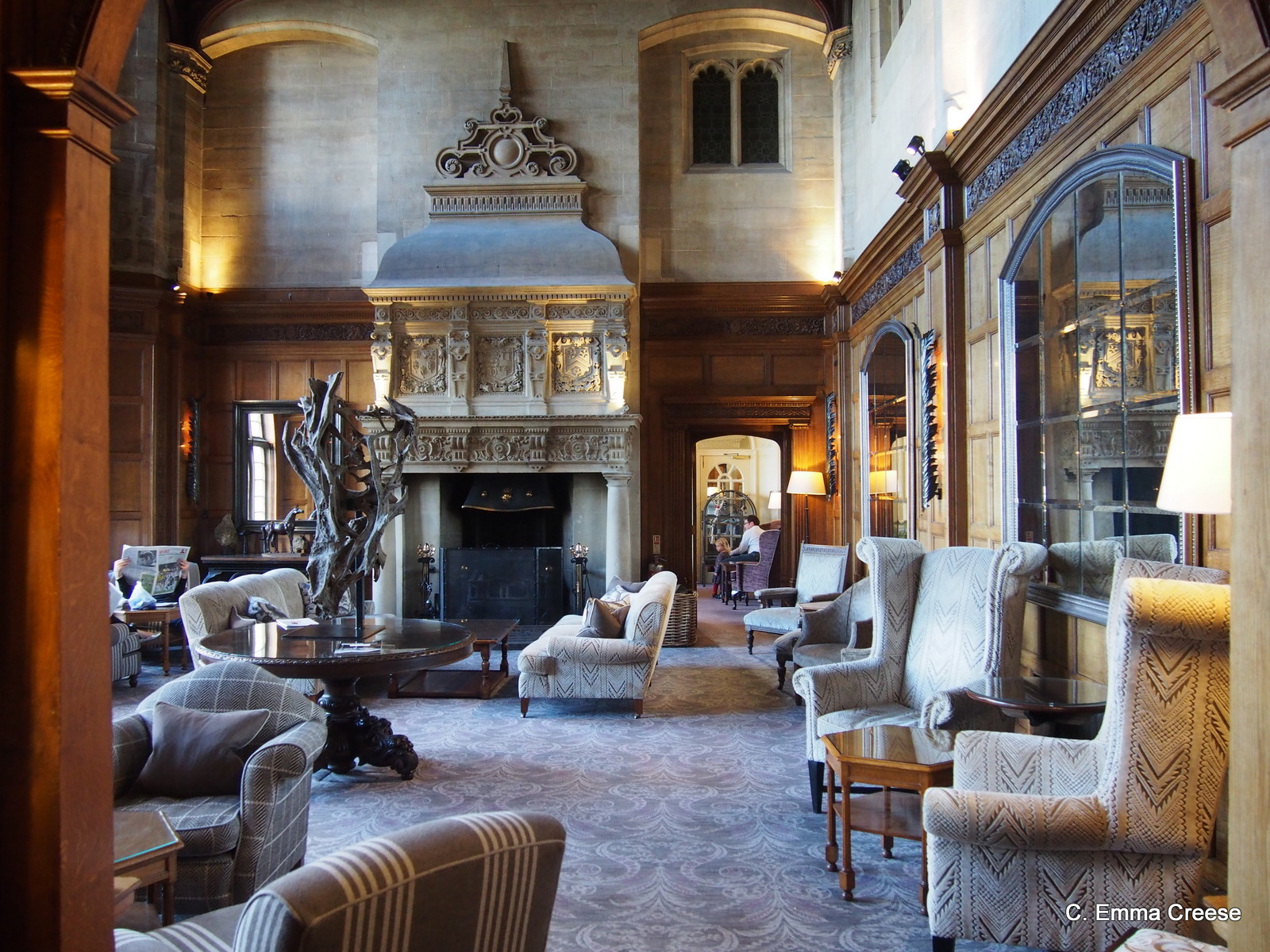 Our stay at the luxurious Bovey Castle Hotel – Codename: OperationDon'tTellAftab
