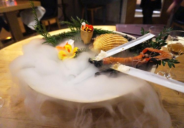 Euriental || fashion & luxury travel || Restaurant Story, London