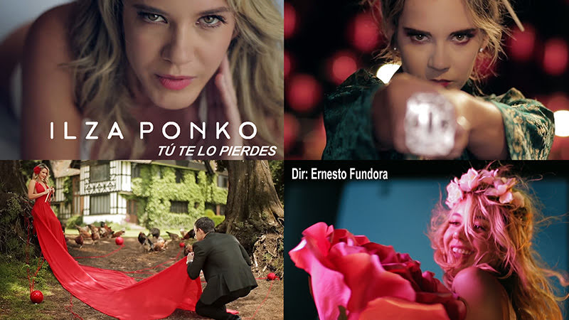 Ilza Ponko - ¨Tú te lo pierdes¨ - Videoclip - Dirección: Ernesto Fundora. Portal del Vídeo Clip Cubano