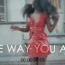 ( New Mp4)Vanessa Mdee-The Way You Are(Video Song)