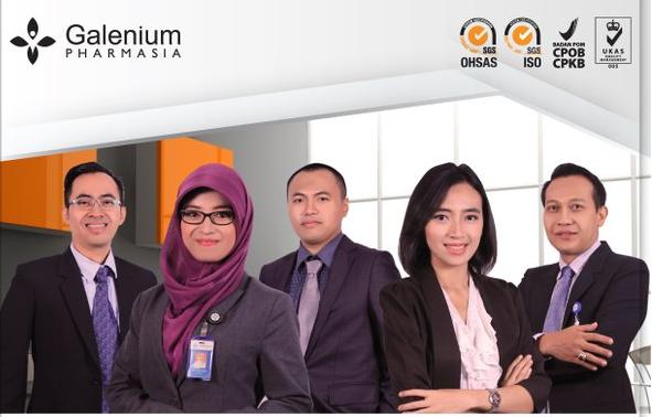 Lowongan Kerja PT. Galenium Pharmasia Laboratories Indonesia, Jobs: Recruitment Officer, Brand Executive, E-Commerce, Product Executive, Digital Marketing Supervisor.
