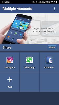Cara Tambah Aplikasi Sama Dalam Satu Smartphone