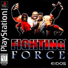 Fighting Force - PS1 - ISOs Download