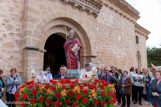 Procesión San Agustín Naharros 2016