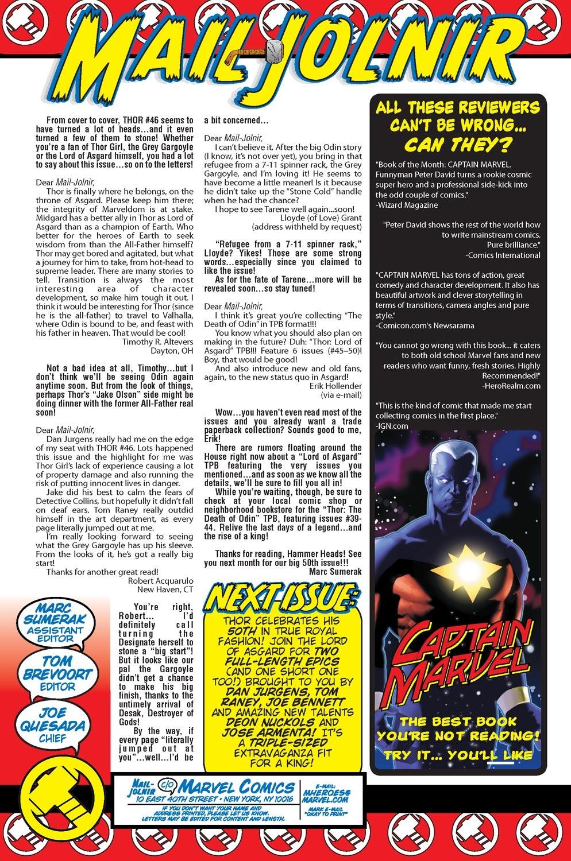 Thor (1998) Issue #49 #50 - English 23