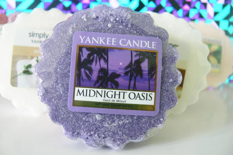 Yankee Candle, Midnight Oasis