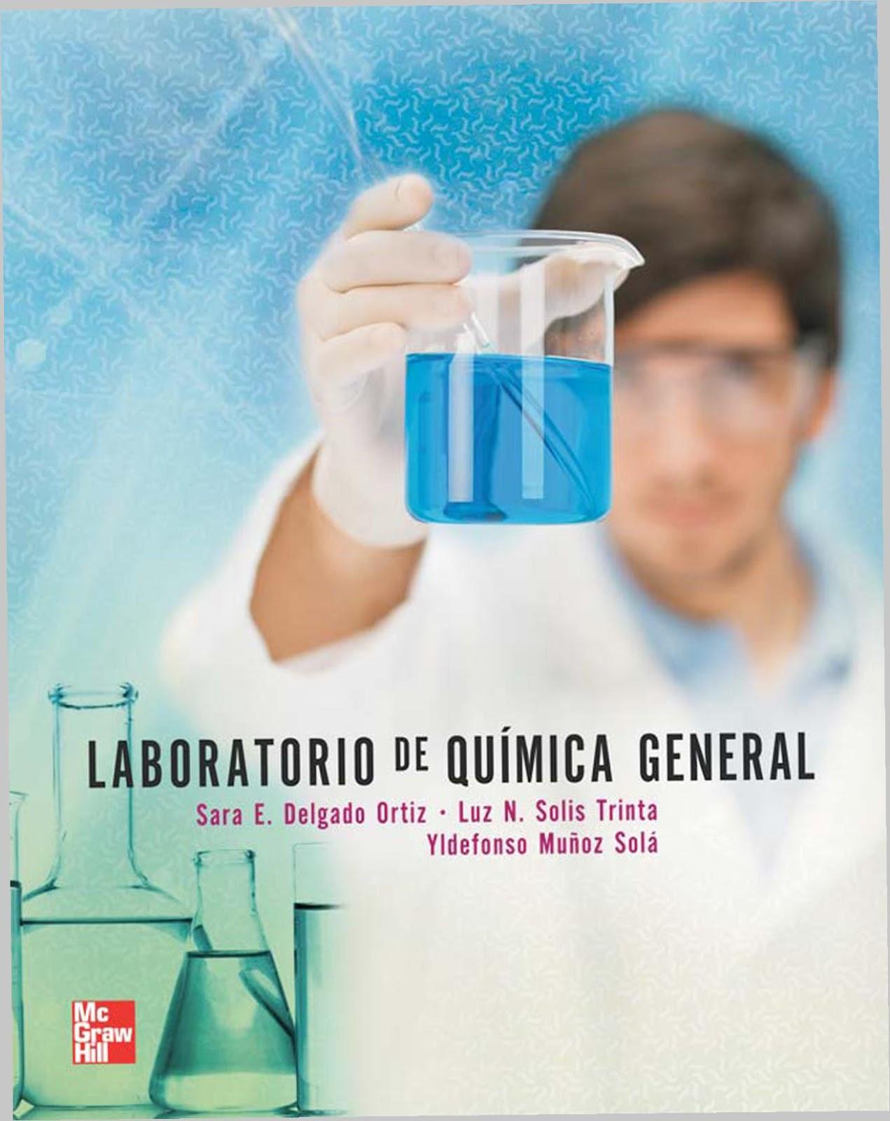 Laboratorio de química general – Sara E. Delgado Ortiz