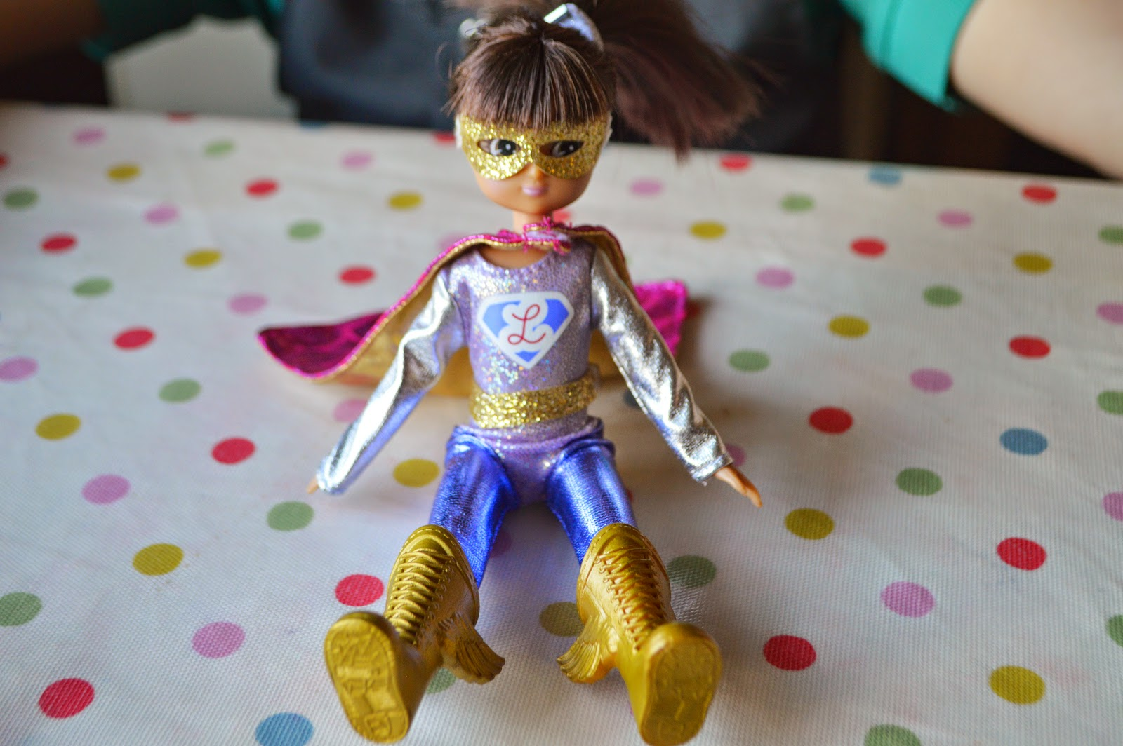 , International Day of the Girl – Girls Can Be Superheroes Too