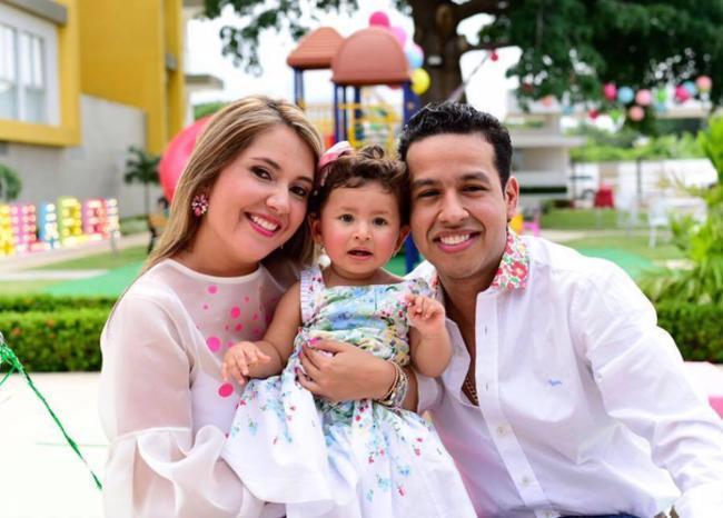 Viuda de Martín Elías dejó claro que él seguirá siendo su amor eterno