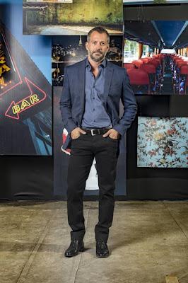 Malvino Salvador é Agno, em 'A Dona do Pedaço'; veja a caracterização do ator