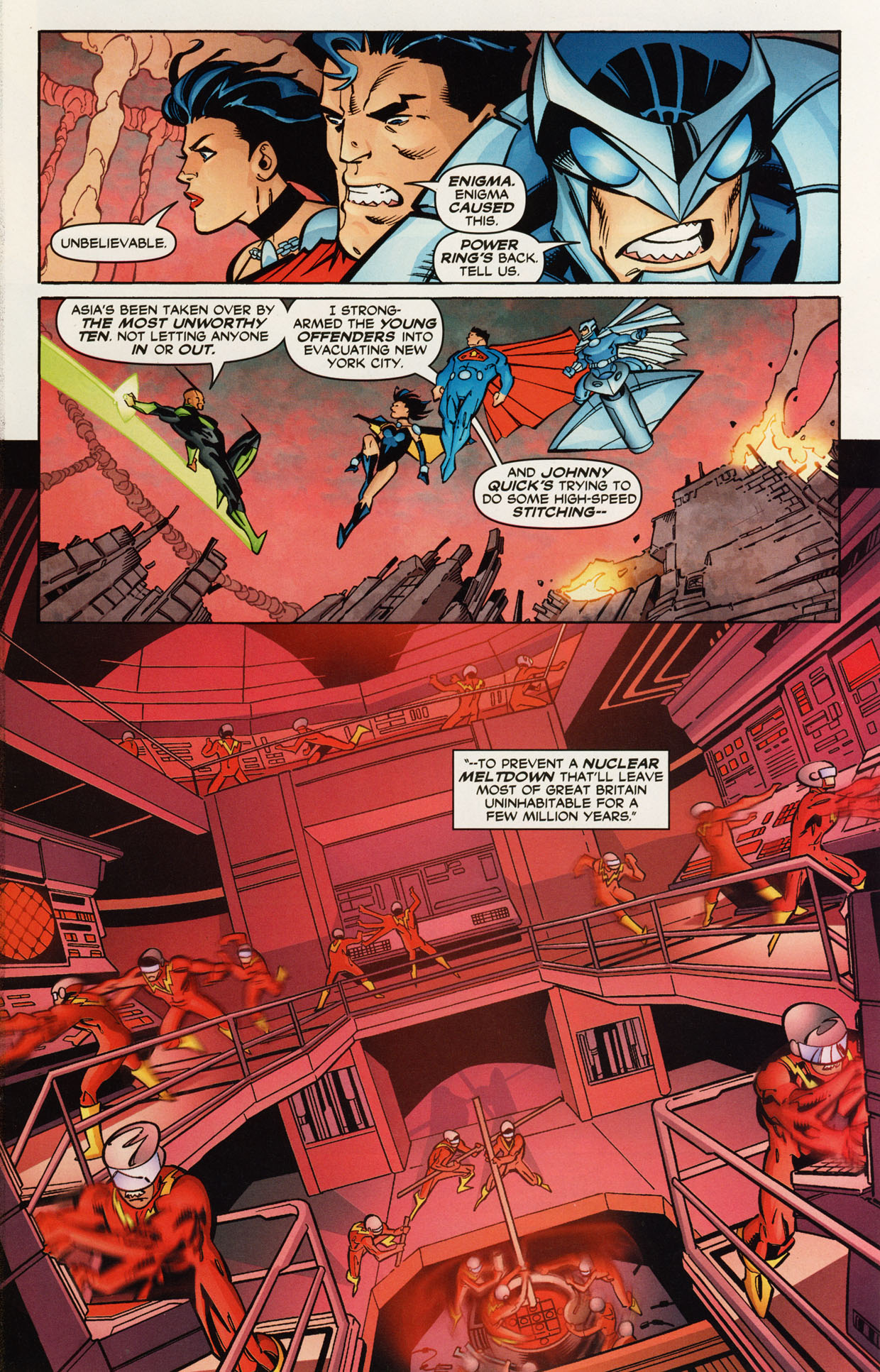 Read online Trinity (2008) comic -  Issue #46 - 24