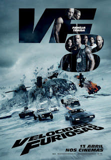 The Fate of The Furious - Terceiro Poster & Dois Clips