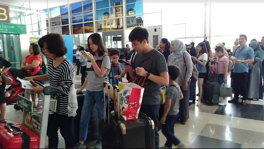 Peningkatan jumlah penumpang di Bandara Kualanamu