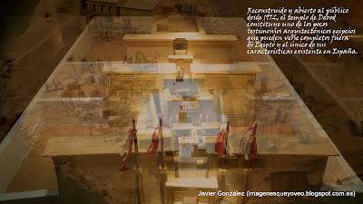 Templo de Debod en Madrid - Madrid Debod Temple
