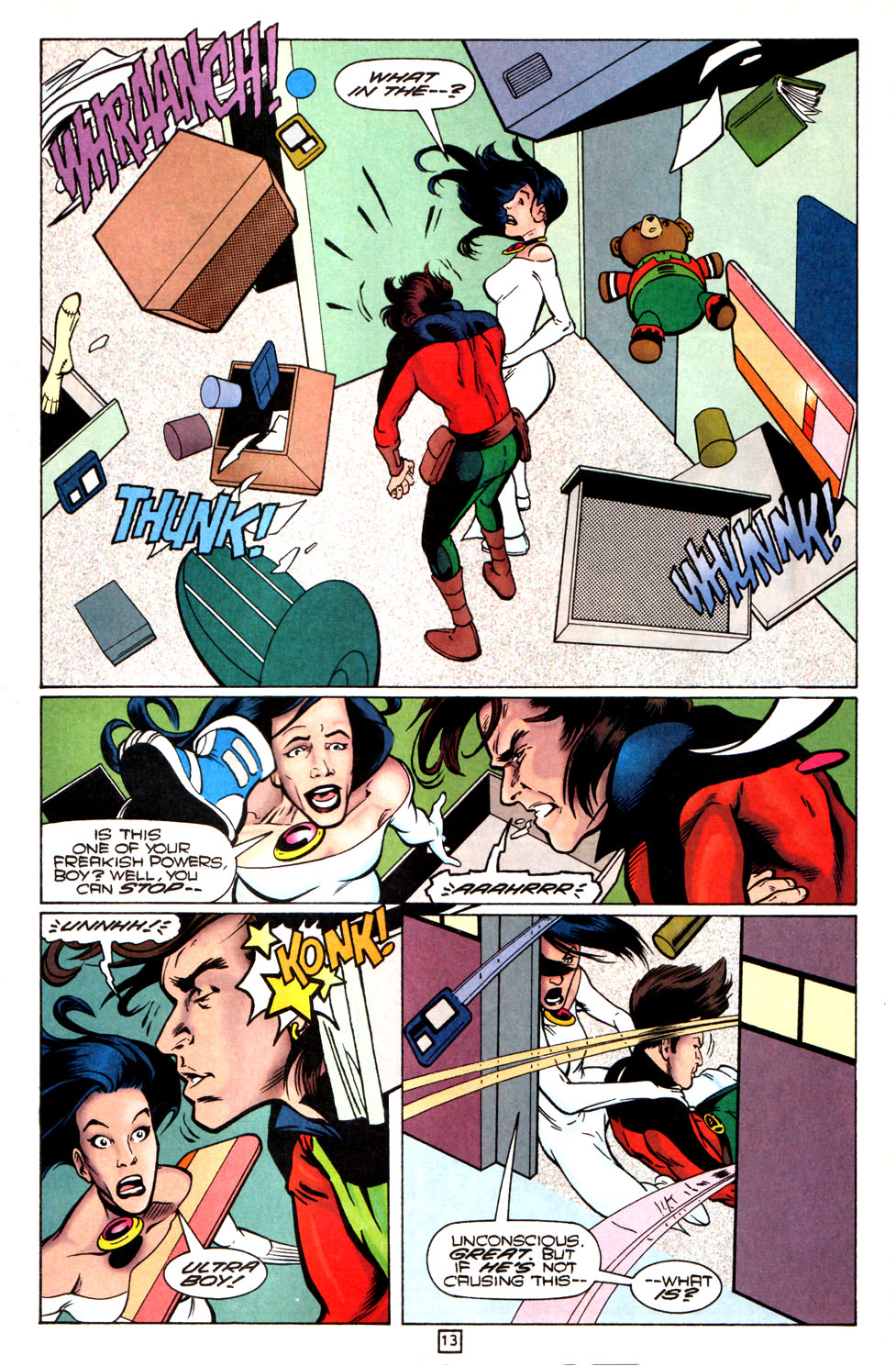 Legion of Super-Heroes (1989) 82 Page 13