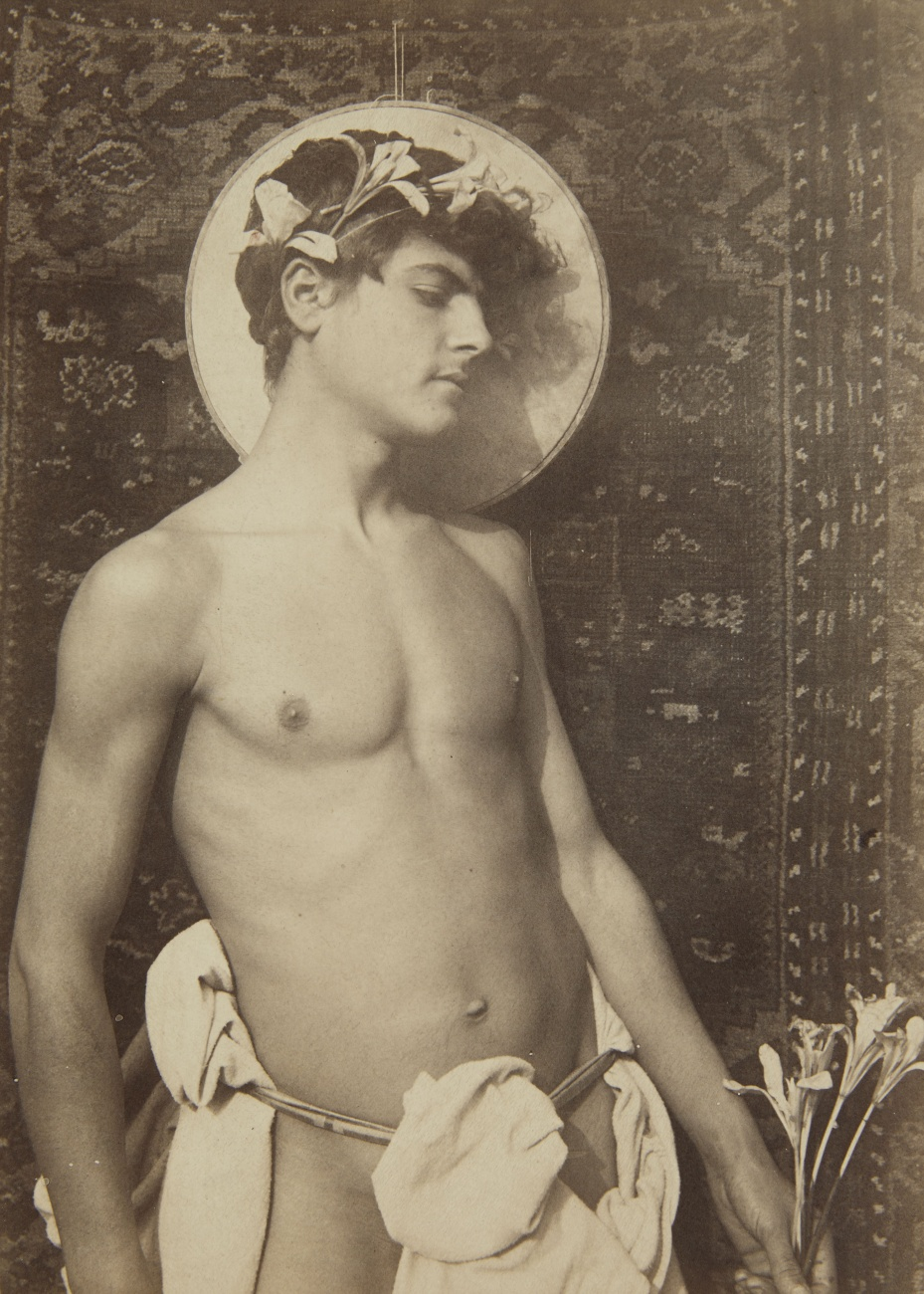 Vintage nude men apologise, but