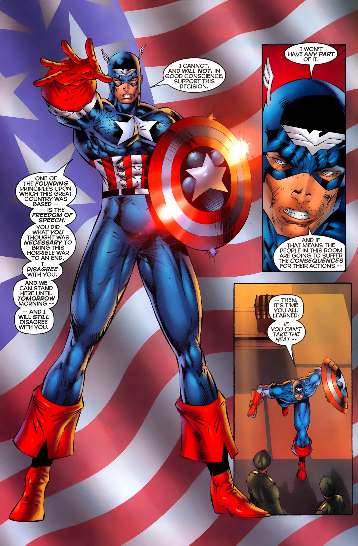 Captain America (1996) Issue #3 #3 - English 5