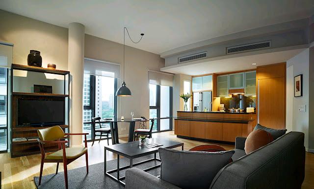 Room E&O Residences Kuala Lumpur