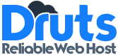 druts web hosting
