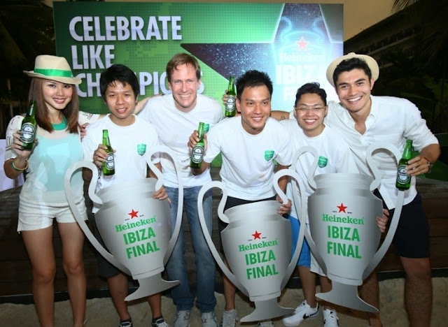 Heineken Ibiza Final Winners