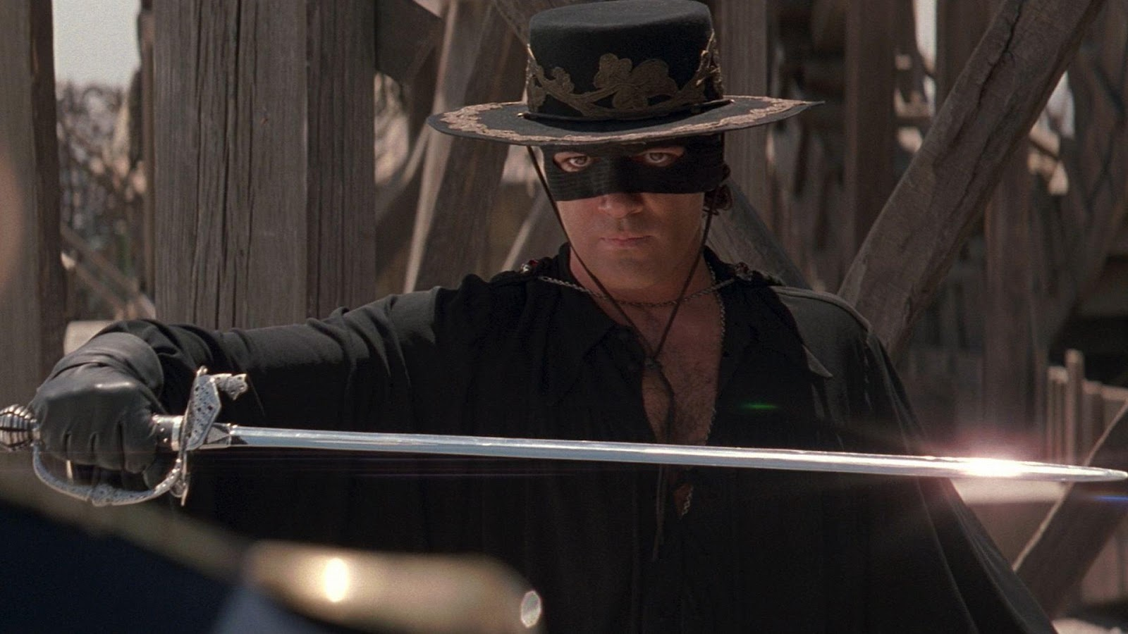 Mask Of Zorro 119