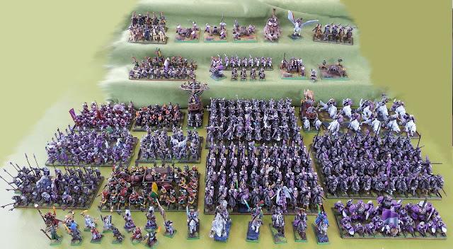 Guía para pintar ejércitos (no miniaturas) Publicat per Rogers  Empire%2BArmy%2BShot%2BDecember%2B2012