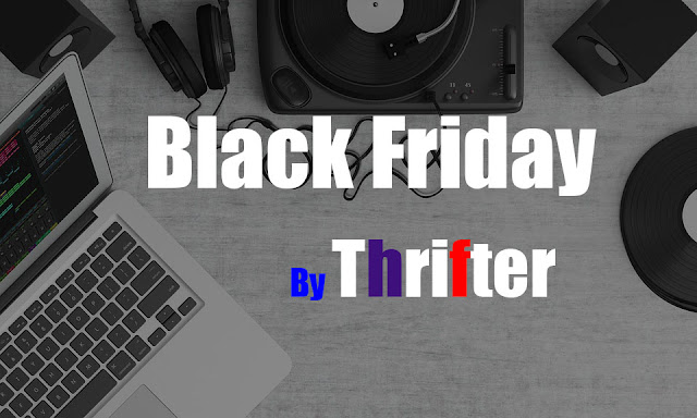 Follow Thrifter this week to get the greatest Black Friday bargains in one place!