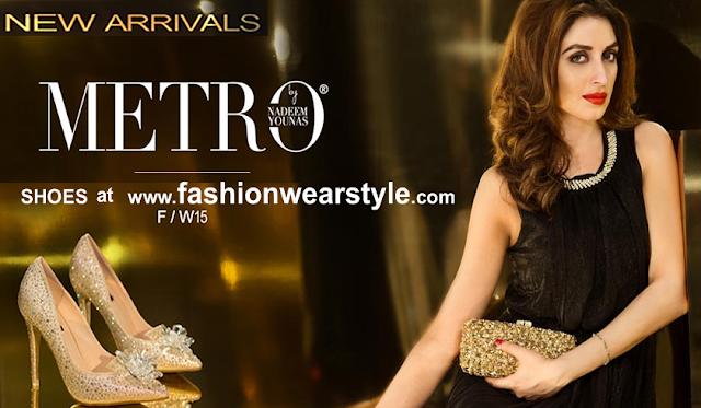New Arrivals of METRO Brand Shoes for Girls/women www.fashionwearstyle.com