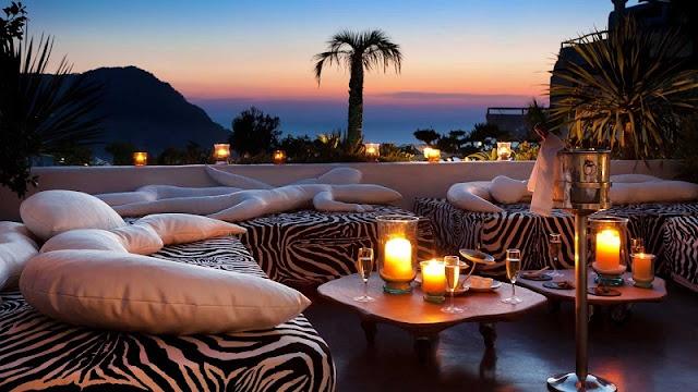Vida noturna em Ibiza