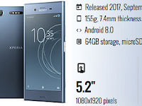Sony Xperia XZ1 Driver for Windows