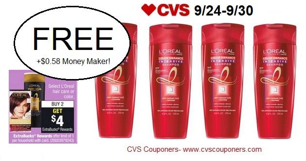 http://www.cvscouponers.com/2017/09/free-058-money-maker-for-loreal-hair.html