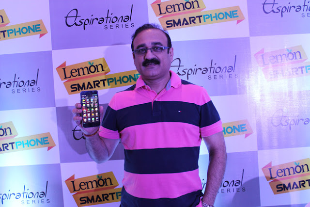 Lemon A4 specifications and price in India