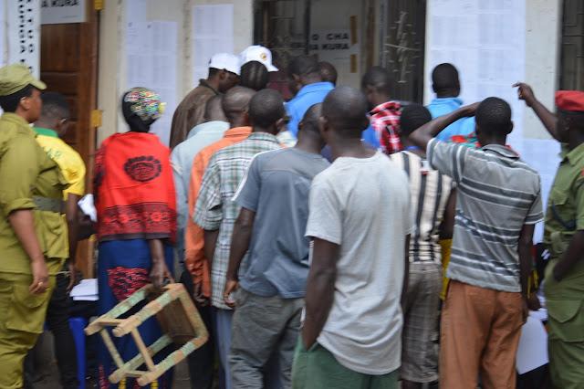 Image result for uchaguzi wa udiwani