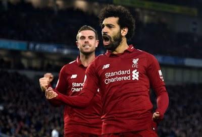 Mo Salah Sekali Lagi Menjadi Hero, Ini Reaksi Jurgen Klopp Atas Kemenangan Liverpool Menewaskan Brighton!