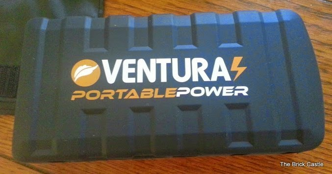 Ventura Portable Power mobile phone MP3 laptop tablet emergency