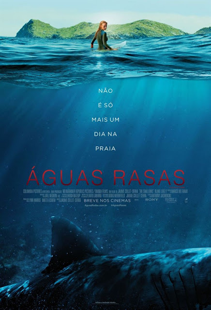 Águas Rasas Torrent – BluRay 720p Legendado (2016)